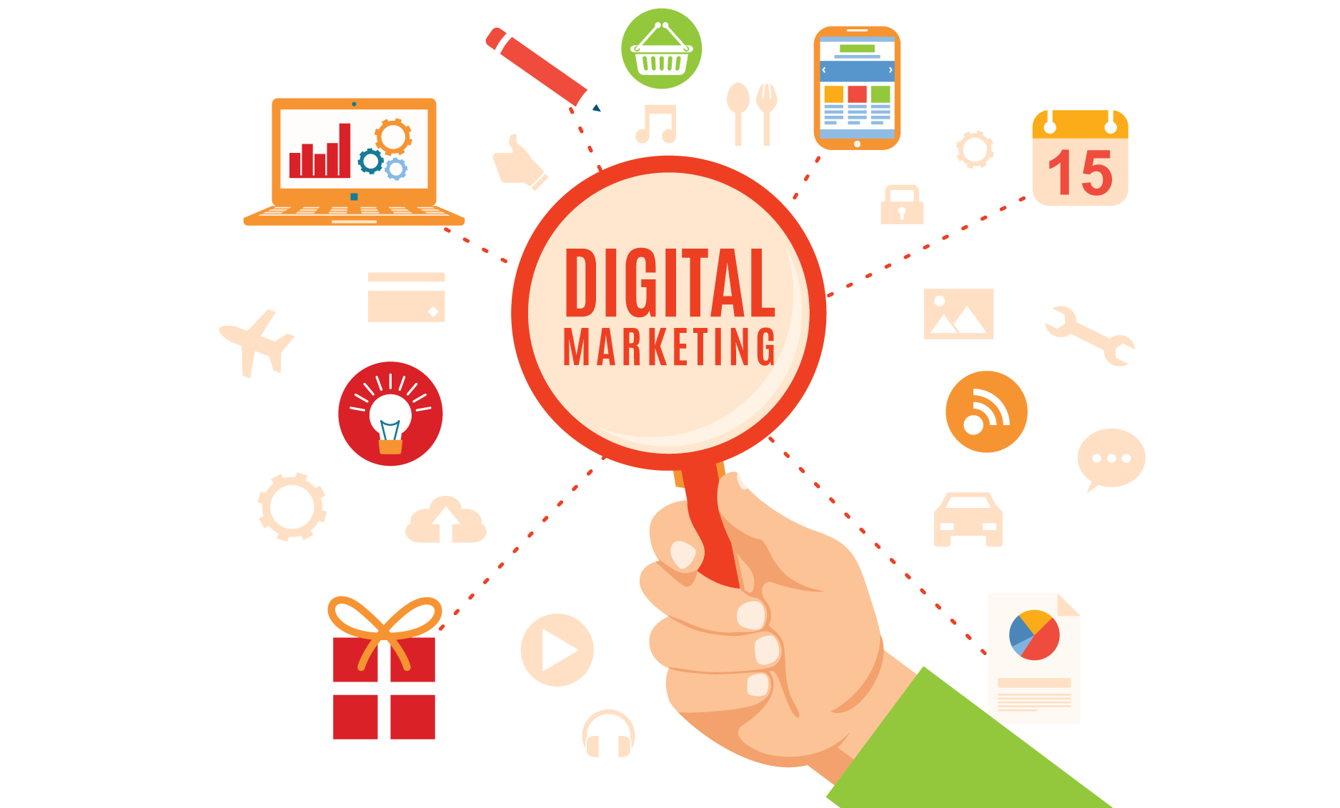 Free Digital Marketing, SEO, Social Media Marketing Course